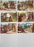 20 08/ CIB 2/                       6 X CIBILS  Au Pays Noir. - Old Paper