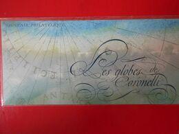 """LES GLOBES DE CORONELLI """" Sur Bloc Souvenir (Sous Blister Fermé) De 2008. N° YT BS 26 En Parfait état ! - Foglietti Commemorativi"""