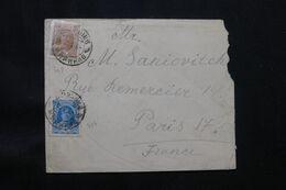 U.R.S.S. - Enveloppe Pour Paris En 1929 - L 69523 - Briefe U. Dokumente