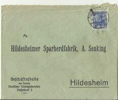 DR CV 1913? DUSSELDORF - Storia Postale