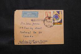 U.R.S.S. - Enveloppe Pour Le Canada En 1958 - L 69525 - Cartas