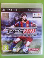 Jeu PS 3 - Pro Evolution Soccer 2011 - Complet - Sony PlayStation