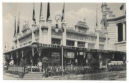"""Charleroi - Exposition De 1911 , Etablissements Delhaize """" Le Lion"""" - Charleroi"""