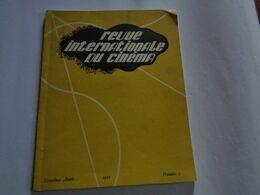 REVUE INTERNATIONALE DU CINEMA  N°7 1951 - Cinéma/Télévision