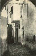 TANGER RUE ARABE - Tanger