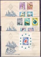 Hungary, 1965, Space, FDC - Europe
