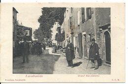 LACABAREDE. GRAND'RUE - Autres Communes