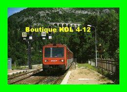 RU 0133 - Autorail RGP X 2736 En Gare - MOREZ - Jura - SNCF - Morez