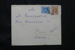 U.R.S.S. - Enveloppe En 1929 Pour La France - L 69559 - Briefe U. Dokumente