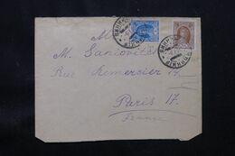U.R.S.S. - Enveloppe En 1929 Pour La France - L 69560 - Briefe U. Dokumente