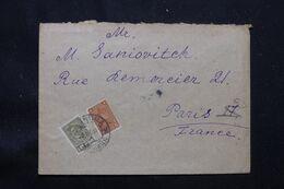 U.R.S.S. - Enveloppe Pour La France En 1931 - L 69564 - Briefe U. Dokumente