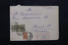 U.R.S.S. - Enveloppe En Recommandé De Winnica Pour La France En 1931  - L 69568 - Briefe U. Dokumente