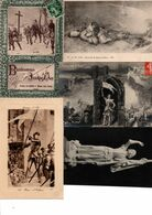 JEANNE D'ARC......LOT DE 48 CPA.........VOIR DETAIL........LOT 511 - Personnages Historiques