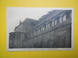 Gaillon Arcades Et Chapelle, Mairie Et Jardins Public, Gaillon-aubevoye Les Bords De La Seine.......CP10 - Marcilly-sur-Eure