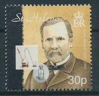Saint Helene  Medecine Medicine Louis PASTEUR  MNH - Louis Pasteur