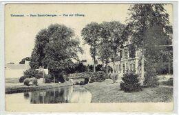 TIRLEMONT - Parc Saint-Georges - Vue Sur L' Etang - Tienen