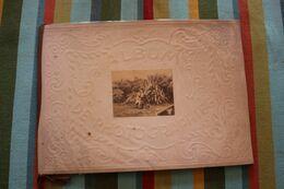 ALBUM DE PHOTOGRAPHIES : Dans L'intimité De Personnages Illustres, 1860-1905 - 1801-1900