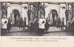 LISIEUX - CALVADOS - (14) - BON LOT 19 CPA STÉRÉO ANIMÉES - LA PROCESSION DU 30 SEPTEMBRE 1925. - Lisieux