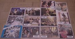 LOT 12 PHOTOS EXPLOITATION FILM FAME + PLAQUETTE PUB ALAN PARKER Irène CARA 1980 TBE FILM MUSICAL DANSE - Photographs