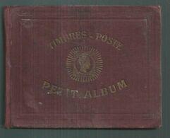Petit Album Maury 14cm X 11cm ; 320 Pages ; Des Origines à 1918 , - Albums & Reliures