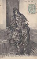 ALGERIE  --  BLIDA  --  Béhanzin, Ex-Roi Du DAHOMEY - Algerien