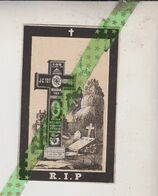 Jean Charles Van Goethem-Van Den Kerckhove, Flessingue 1819, Gand 1875 - Décès