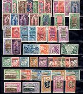 Oubangui-Chari Belle Collection Neufs * 1922/1935. Bonnes Valeurs. B/TB. A Saisir! - Neufs