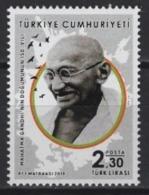 Turkey (2019) - Set -  /  Gandhi Anniversary - Mahatma Gandhi