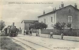 26 , CHABEUIL , La Gendarmerie Et Arrivée Du Tramway , * 332 09 - Altri Comuni