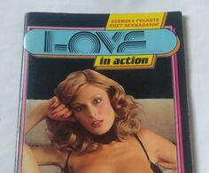 Love In Action  -  Magazines Sweden ,Nude - Bücher, Zeitschriften, Comics