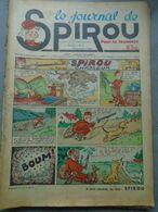 Le Journal De SPIROU - 1ère Année - N° 21 - 8 Septembre 1938 - RARE - ROB VEL - F. DINEUR - Lire Le Descriptif - Spirou Magazine
