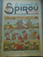 Le Journal De SPIROU - 1ère Année - N° 19 - 25 Août 1938 - RARE - ROB VEL - F. DINEUR - Lire Le Descriptif - Spirou Magazine