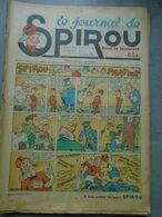 Le Journal De SPIROU - 1ère Année - N° 18 - 18 Août 1938 - RARE - ROB VEL - F. DINEUR - Lire Le Descriptif - Spirou Magazine