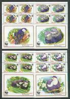 AITUTAKI - MNH - Animals - Birds - WWF - Otros