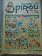 Le Journal De SPIROU - 1ère Année - N° 17 - 11 Août 1938 - RARE - ROB VEL - Lire Le Descriptif - Spirou Magazine