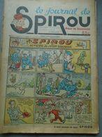 Le Journal De SPIROU - 1ère Année - N° 15 - 28 Juillet 1938 - RARE - ROB VEL - F.DINEUR - Lire Le Descriptif - Spirou Magazine