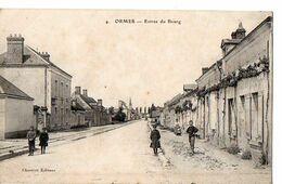 4 - ORMES (Loiret) - Entrée Du Bourg - Sonstige Gemeinden