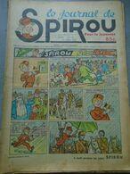 Le Journal De SPIROU - 1ère Année - N° 14 - 21 Juillet 1938 - RARE - ROB VEL - F.DINEUR - Lire Le Descriptif - Spirou Magazine