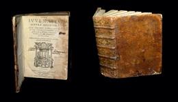 JUVENALIS / JUVENAL & PERSE - Satyrae. 1613. - Books, Magazines, Comics