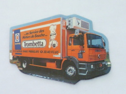 MAGNETS, CAMION TROMBETTA - Other