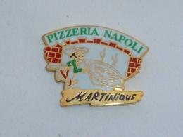 Pin's PIZZERIA NAPOLI, A LA MARTINIQUE - Food