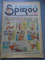 Le Journal De SPIROU - 1ère Année - N° 13 - 14 Juillet 1938 - RARE - ROB VEL - F.DINEUR - Lire Le Descriptif - Spirou Magazine