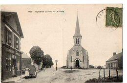1620 - OUSSY (Loiret) - La Place - Francia