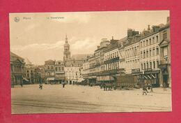 C.P. Mons =  La  Grand'Place - Mons