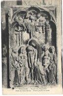 L50C_70 - Toulouse - Musée Des Augustins - Pietà De Saint-Sernin - Pierre Peinte Et Dorée - Toulouse
