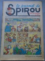 Le Journal De SPIROU - 1ère Année - N° 7 - 2 Juin 1938 - RARE - ROB VEL - F.DINEUR - Lire Le Descriptif - Spirou Magazine