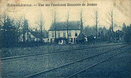 VUE SUR L'ANCIENNE BRASSERIE JONKER LEPOLDSBURG  BOURG LEOPOLD Camp De BEVERLOO KAMP Leopoldsburg WWICOLLECTION - Leopoldsburg (Camp De Beverloo)