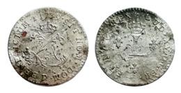 LOUIS XV Double Sol De Billon 1739 R (Orléans) - 987-1789 Geld Van Koningen