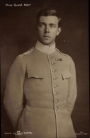 Cp Adel Schweden, Prins Gustaf Adolf, Uniform - Königshäuser