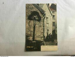 VERVIERS RUELLE BAUDOUX  1907  BELLE ANIMATION - Verviers